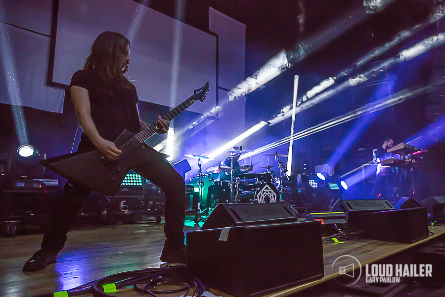 Ministry at The Majestic Theatre in Detroit, MI - Loud Hailer Magazine