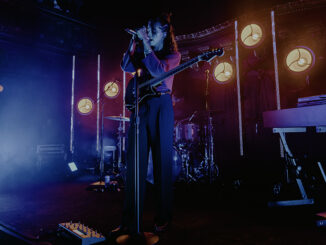 PVRIS @ Great American Music Hall, San Francisco   Photo By Justine Willard